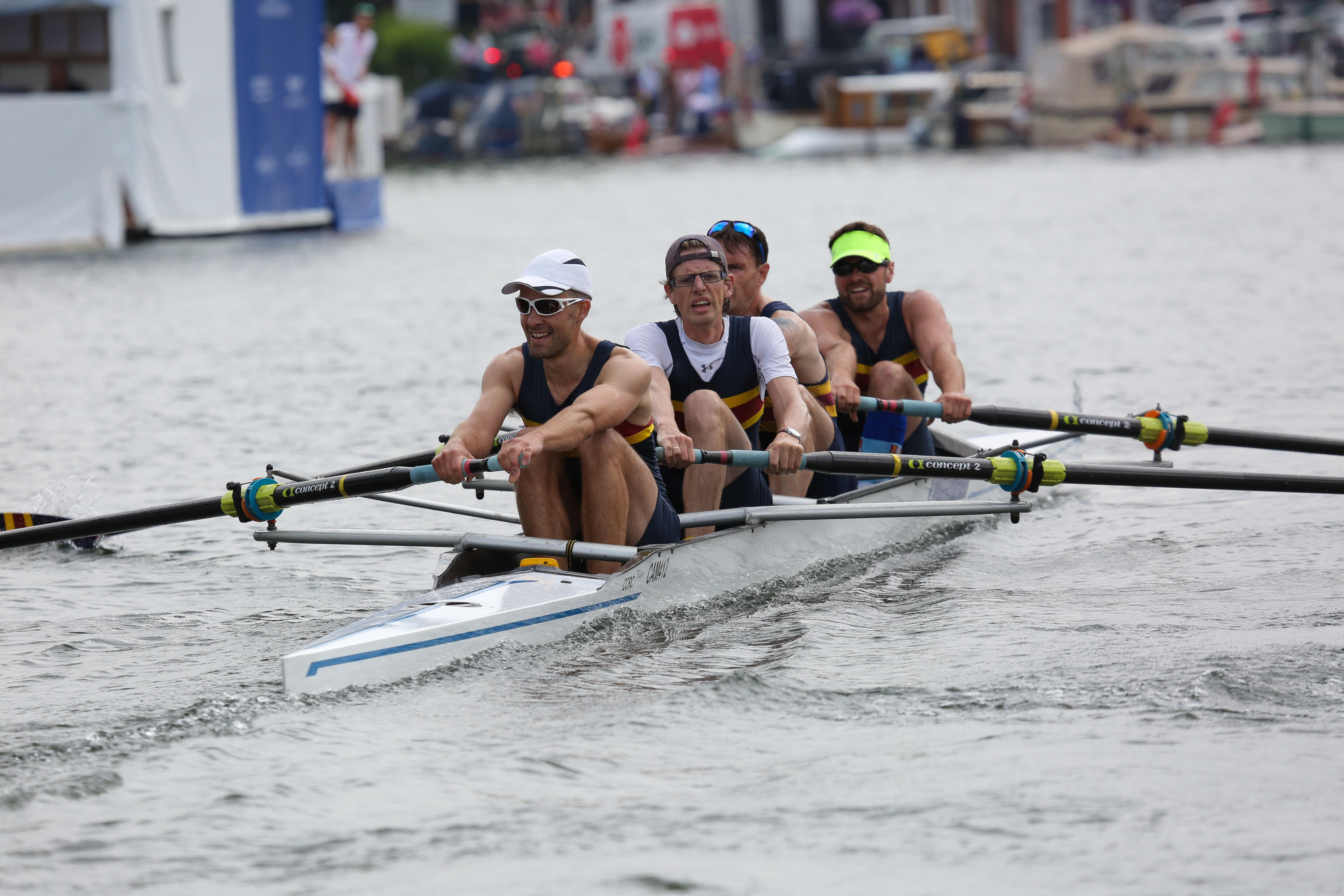 CCRC Men competing in the Wyfolds at HRR